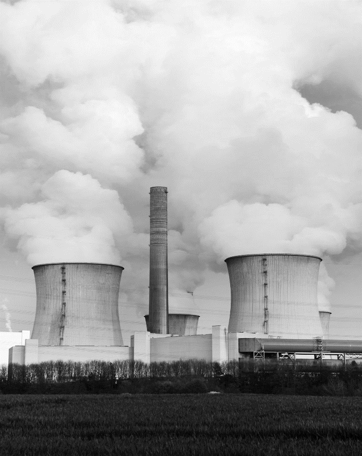 Gefahrenquelle Kraftwerk/Ruth Klapproth